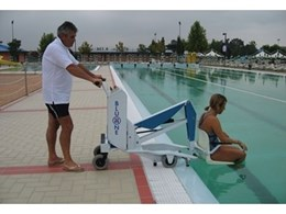 Platform Lift Company introduces new pool lift innovation