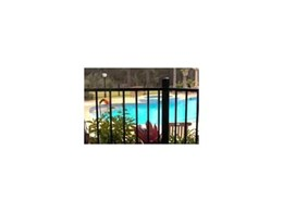 Pool fences from Bluedog Fences Australia