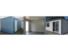 Portable buildings from Port Container Services