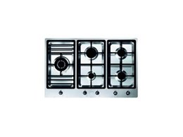 Practical and stylish cooktops