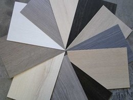 Premium Italian laminates now available exclusively from MAXI Plywood