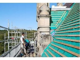 Proctor Roofshield breathable membranes installed at international college in Sydney