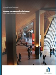Gunnersen releases new product catalogue for 2016