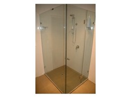 Protective class coatings from NanoCoat keep shower screens cleaner