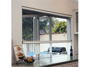 Pull Down Retractable Screens For Windows Available From