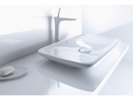 PuraVida bathroom tapware by Hansgrohe available from Just Bathroomware