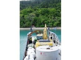 Pureablue CWT 10,000L Waste Disposal Units Used for Toilet Facilities on Whitsunday Islands