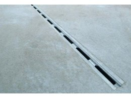 Qmax slot drainage systems from ACO Polycrete