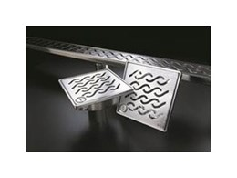 QuARTz by ACO shower grates
