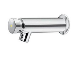 RBA's new RIO wall mounted self closing taps