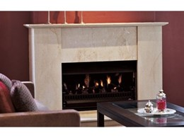 RF800 gas fireplaces from Real Fires