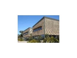 Radial Timber Sales' cladding systems at Cranbourne Botanic Gardens