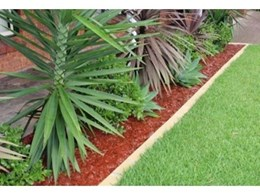 Range of eco-friendly rubber bark available from Barking Mad Australia
