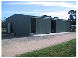 Range of farm sheds from Trusteel Fabrications