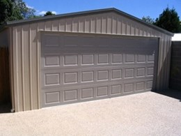 Range of garages from Trusteel Fabrications