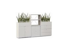 Range of office storage solutions from Bosco Storage Solutions