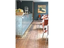 Recycled timber flooring available from Antique Floors