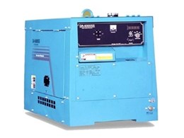 Redstar Equipment introduces Denyo DA6000 soundproof diesel engine generators
