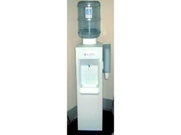 Refillable bottle water coolers