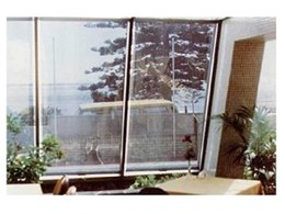 Reflective roller blinds available from Reflective Blinds