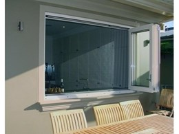 Retractable fly screens from Artilux Australia