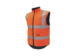 Reversible safety vests available from Safety Gear Express