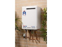 Rinnai INFINITY 26 Smartstart continuous flow hot water systems just got smarter