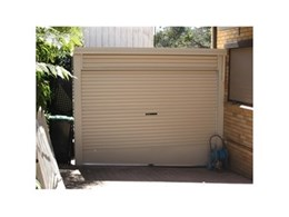 Roller door carports from Starport Constructions