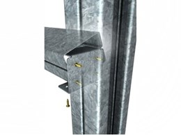 Rondo modifies MAXIframe 202 sill/header bracket to eliminate overhang