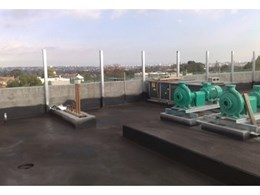 Rooftop waterproofing services from FEW Waterproofing with roof protective membranes