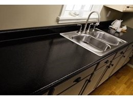 Rust-Oleum Australia's Countertop Transformation kits for worn kitchen benchtops