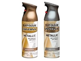 Rust-Oleum Universal all-surface spray paints range extended