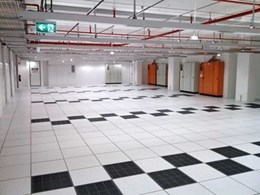 SAS International metal ceilings installed at specialist Sydney data centre