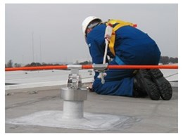 Safety lines installation and inspection available from Abseilers United Pty Ltd
