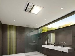 IXL Home Tastic Neo 3-in-1 heat, vent and light solution with new LED lights