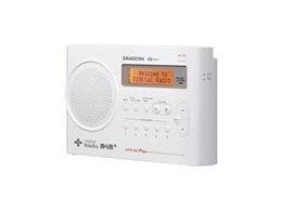 Sangean DPR-69 and WFT-1D digital radios available from Canohm