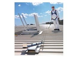 Sayfa Systems provide fail safe fall arrest systems designed for working at heights
