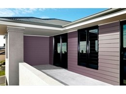 Scarborough Weatherboard system from Cemintel Fibre Cement Systems
