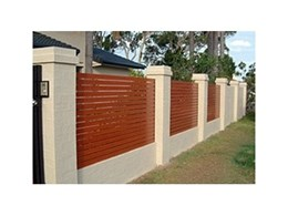 Screening walls from Modular Wall Systems