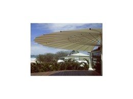 SeaShell Patio Awning Ideal for Australian Conditions