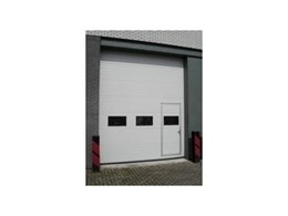 Sectional Panel Lift Doors from Albany Door Systems