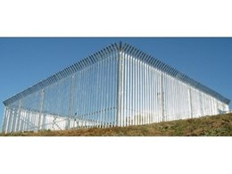 Securifore and Palisade high security fences from Bluedog Fences Australia