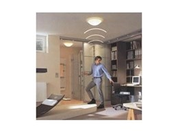 Security and sensor lighting available from SES Lighting