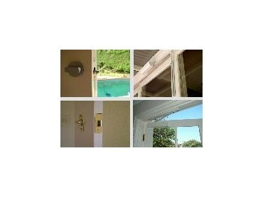 Self closing and self latching doors for swimming pool - Commercial swimming pool safety equipment ...