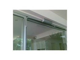 Self closing sliding doors at the Door Closer Specialist