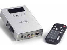 Sherbourn AM/FM Radio Tuner from Len Wallis Audio