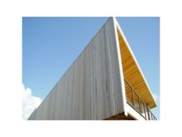 Shiplap timber cladding from Radial Timber Sales