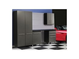 Signature Series storage cabinet range available from Garageworks