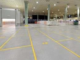Sika completes flooring upgrade at Sydney Fish Markets