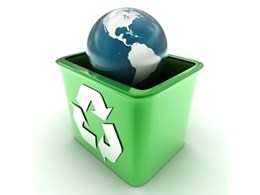 Six easy steps to recycling in the workplace, provided by RUD